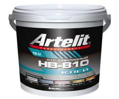"Клей Artelit STP HB-810 (15 кг) - <ul class=""atr"">  <li class=""art_bottom_line""><span class=""art_top"">Артикул:</span><span class=""art_top"">HB-810</span></li> </ul> <ul class=""atr"">  <li class=""art_bottom_line""><span class=""art_top"">Производитель:</span><span class=""art_top"">Artelit</span></li> </ul> <ul class=""atr"">  <li class=""art_bottom_line""><span class=""art_top"">Состав:</span><span class=""art_top"">Однокомпонентный</span></li> </ul> <ul class=""atr"">  <li class=""art_bottom_line""><span class=""art_top"">Основа:</span><span class=""art_top"">Силано-модифицированного полиуретана</span></li> </ul> <ul class=""atr"">  <li class=""art_bottom_line""><span class=""art_top"">Назначение:</span><span class=""art_top"">Для внутренних работ</span></li> </ul> <ul class=""atr"">  <li class=""art_bottom_line""><span class=""art_top"">Объем:</span><span class=""art_top"">15 кг</span></li> </ul> <ul class=""atr"">  <li class=""art_bottom_line""><span class=""art_top"">Расход:</span><span class=""art_top"">600-1200 гр/кв.м</span></li> </ul> <ul class=""atr"">  <li class=""art_bottom_line""><span class=""art_top"">Время работоспособности:</span><span class=""art_top"">90 мин</span></li> </ul> <ul class=""atr"">  <li class=""art_bottom_line""><span class=""art_top"">Страна производитель:</span><span class=""art_top"">Польша</span></li> </ul> - Клей маркет"