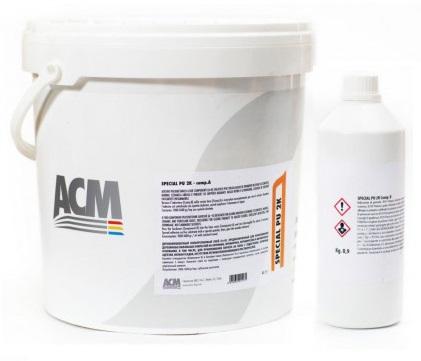 Клей ACM SPECIAL PU 2K (10 кг) - Артикул: PU 2K (10 кг) Производитель: ACM Состав: Двухкомпонентный Основа: Полиуретан Объем: 10 кг Расход: 1000-1600 гр/кв.м Назначение: Для внутренних работ Страна производитель: Италия - Клей маркет